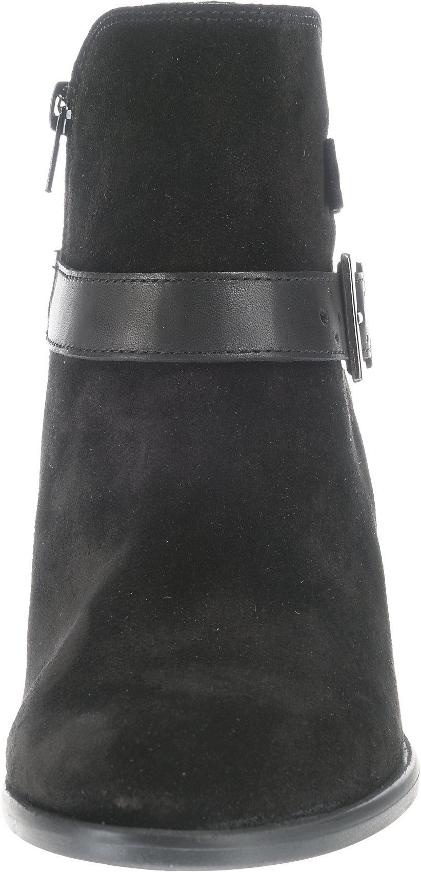 Details zu Neu Tamaris Klassische Stiefeletten 8452752 für Damen schwarz blau