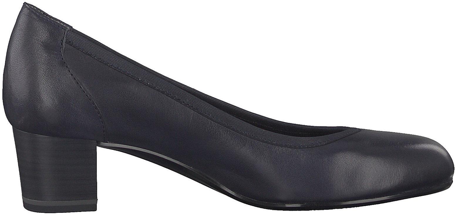 Details zu Neu Tamaris Klassische Pumps 8453602 für Damen grau schwarz blau