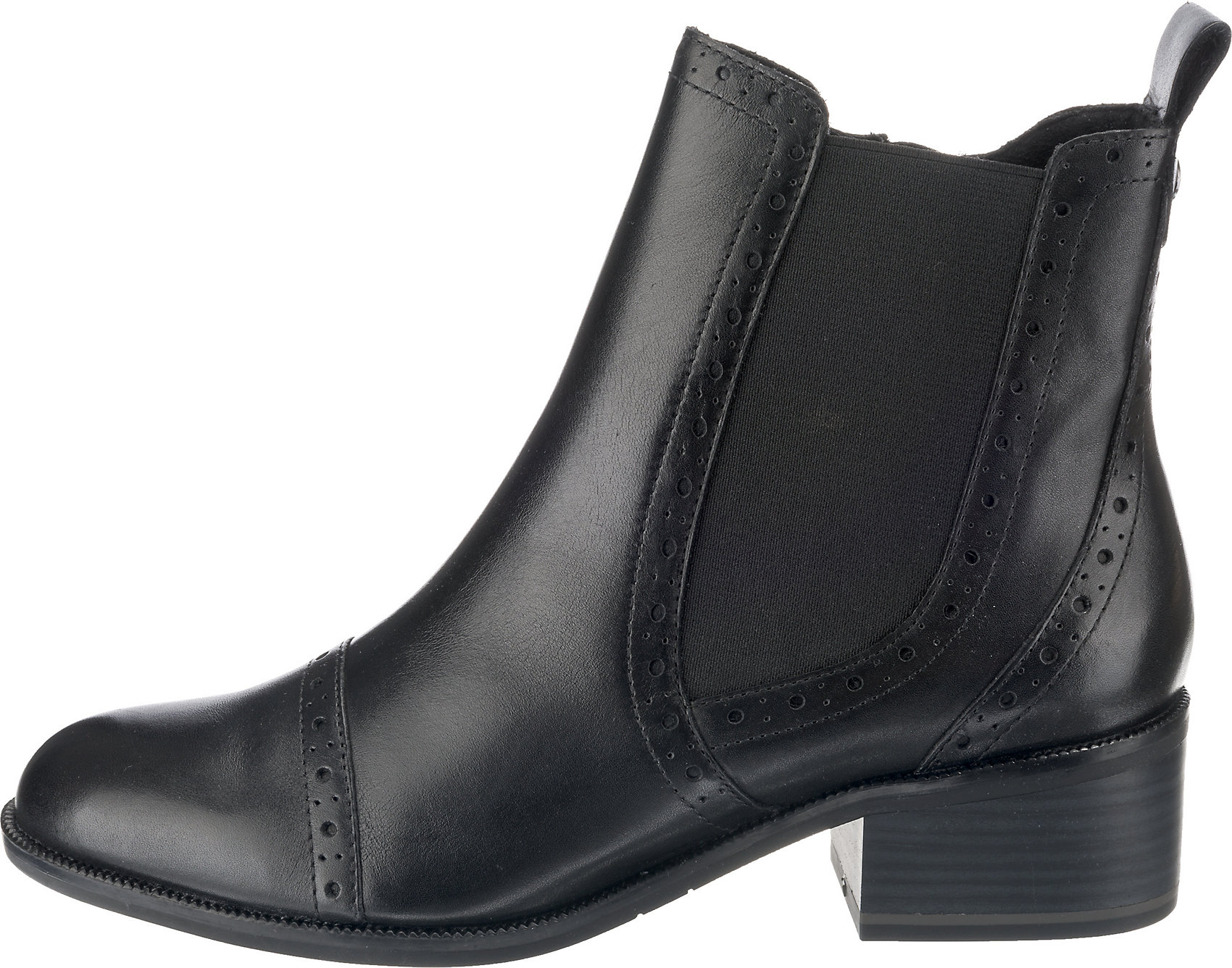 Neu Neu Neu Tamaris Chelsea Stiefel 8453632 für Damen schwarz 240625