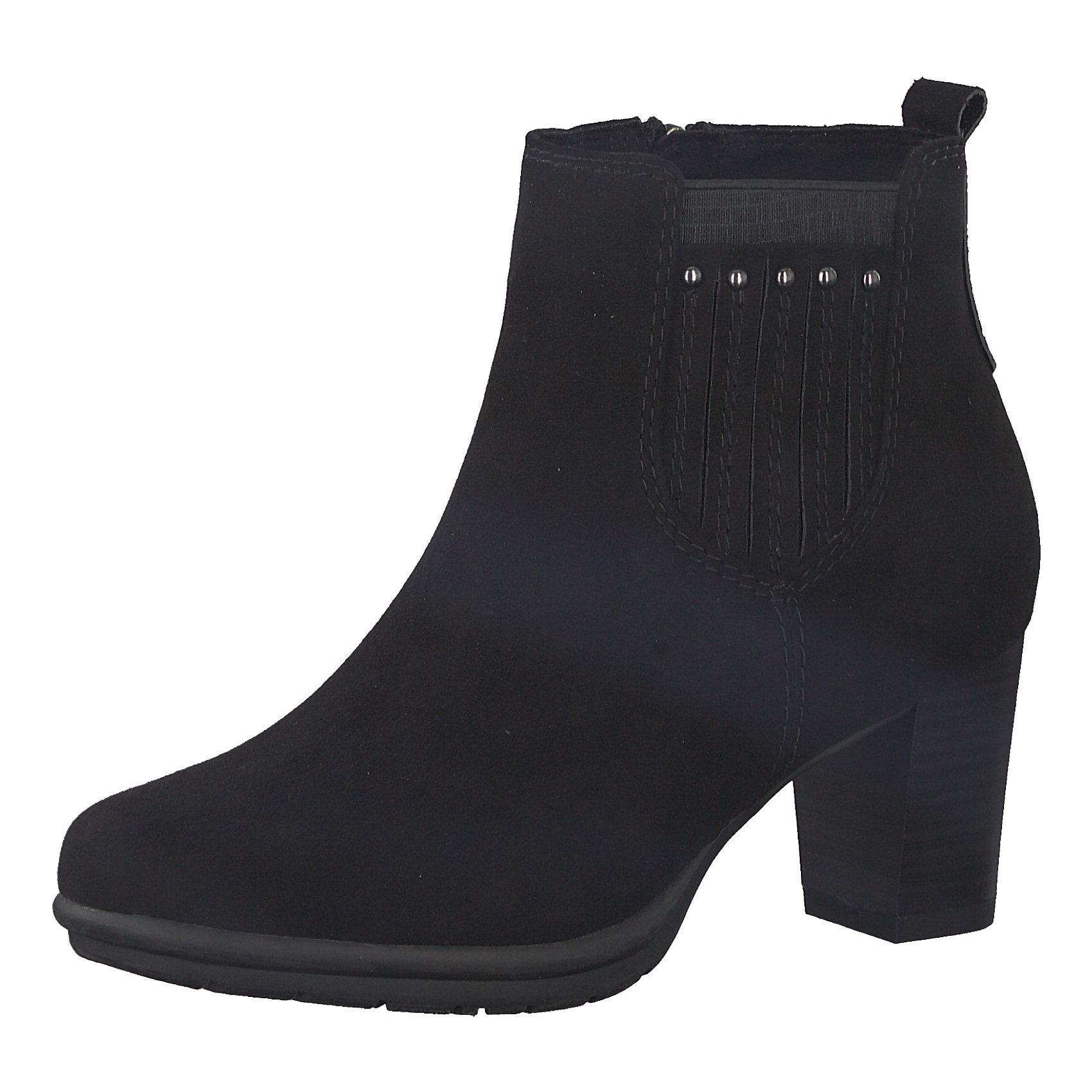 Neu MARCO TOZZI TOZZI TOZZI Feel Ankle Stiefel 8516154 für Damen schwarz 83732b