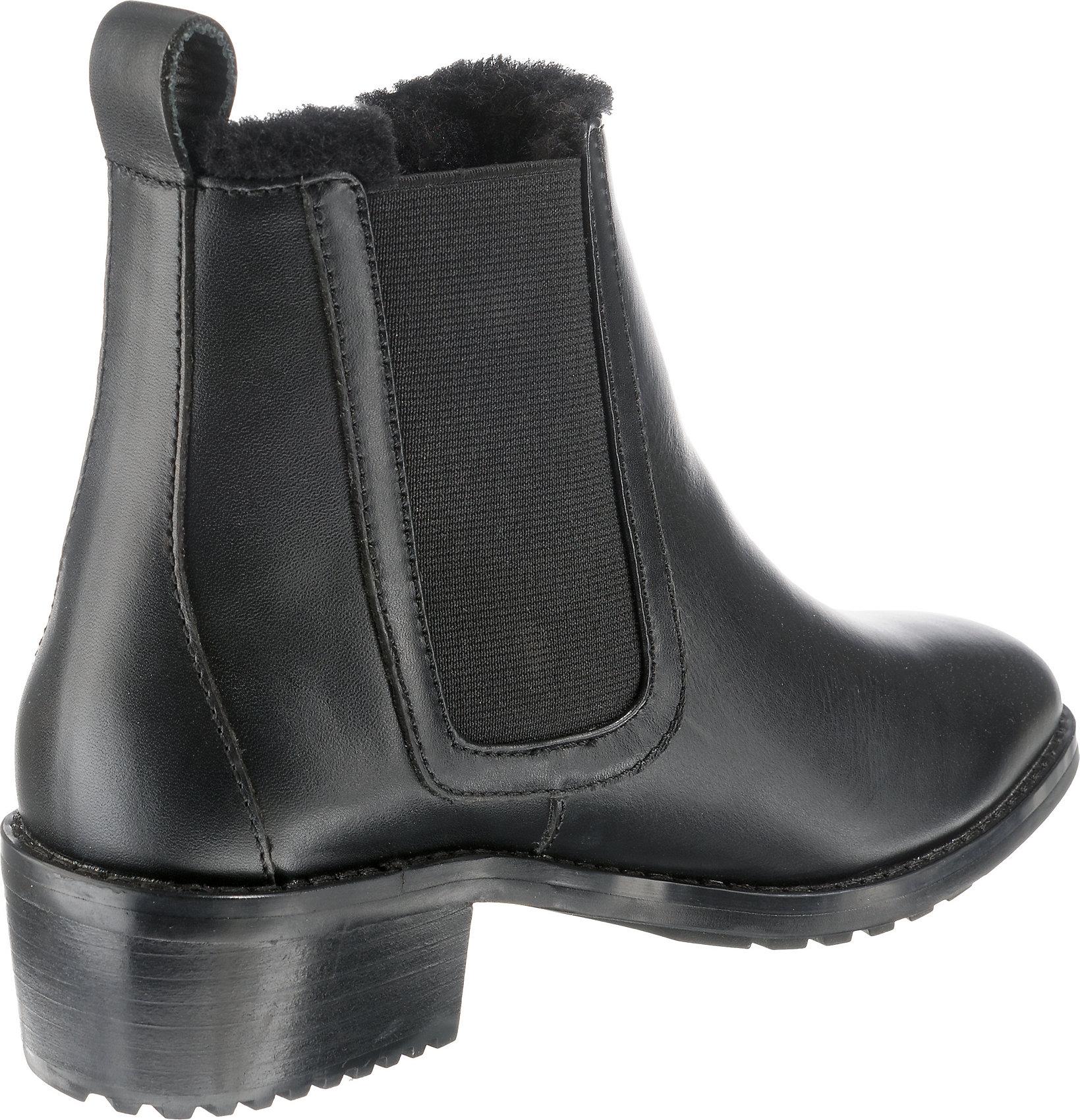 Neu EMU Australia Ellin Winterstiefeletten 8532448 für für für Damen schwarz 137cf0