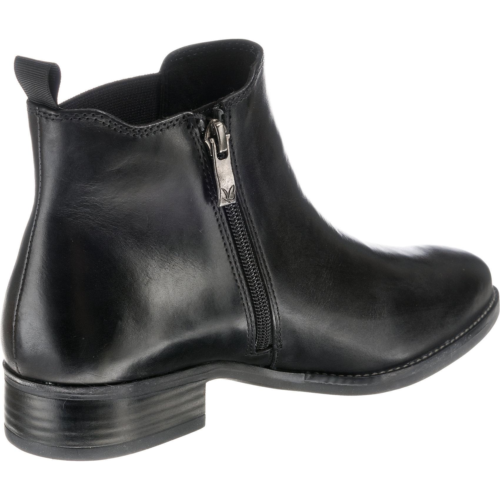 Neu CAPRICE Chelsea Stiefel Stiefel Stiefel 8545098 für Damen schwarz f71483