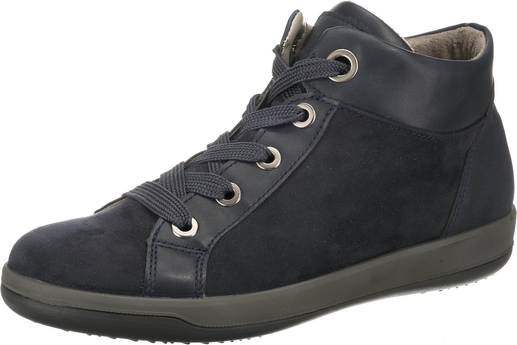 Details zu Neu JENNY Miami Wechselfußbett Sneakers High 8551453 für Damen