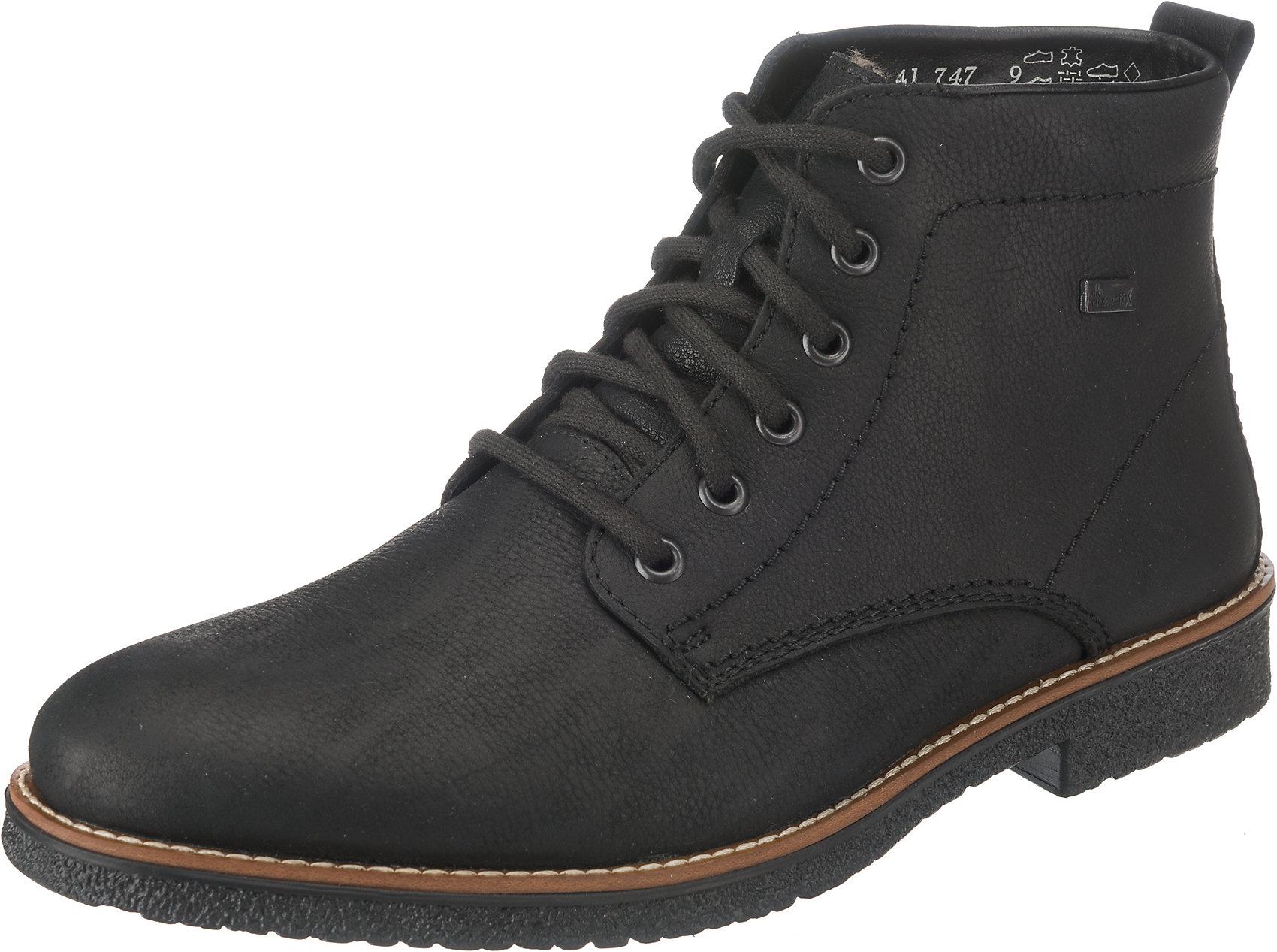 Rieker B3020 02 Schwarz Gr.43 Leder Schuhe Sommer 2019 (2669