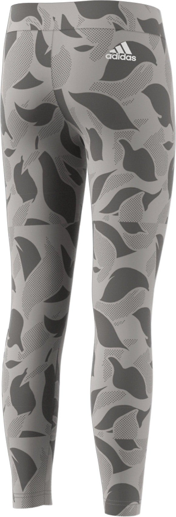 adidas performance leggings grau mädchen