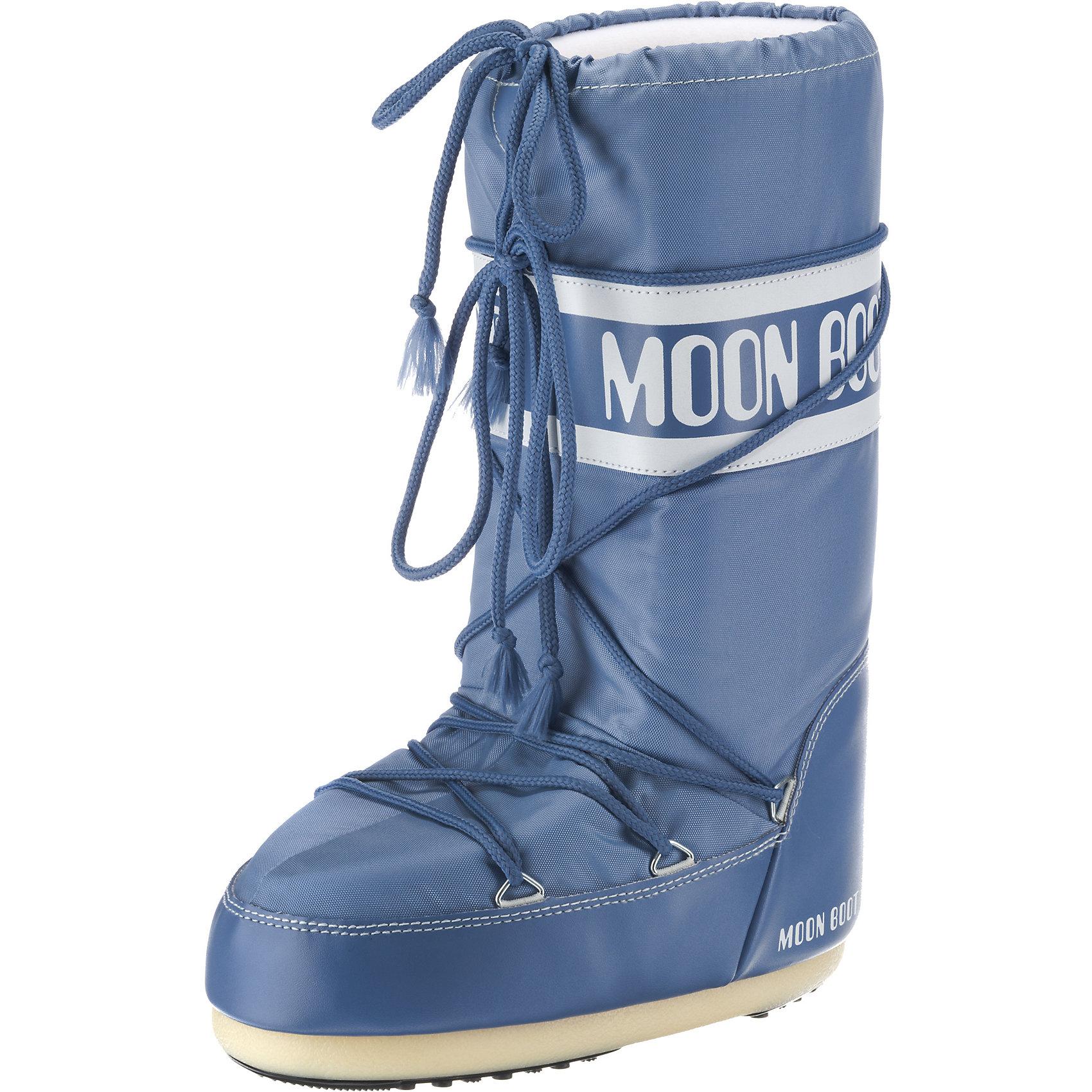 Für Boot Moon Moonboot Nylon Damen Neu 8674535 Winterstiefel WEH2YDI9
