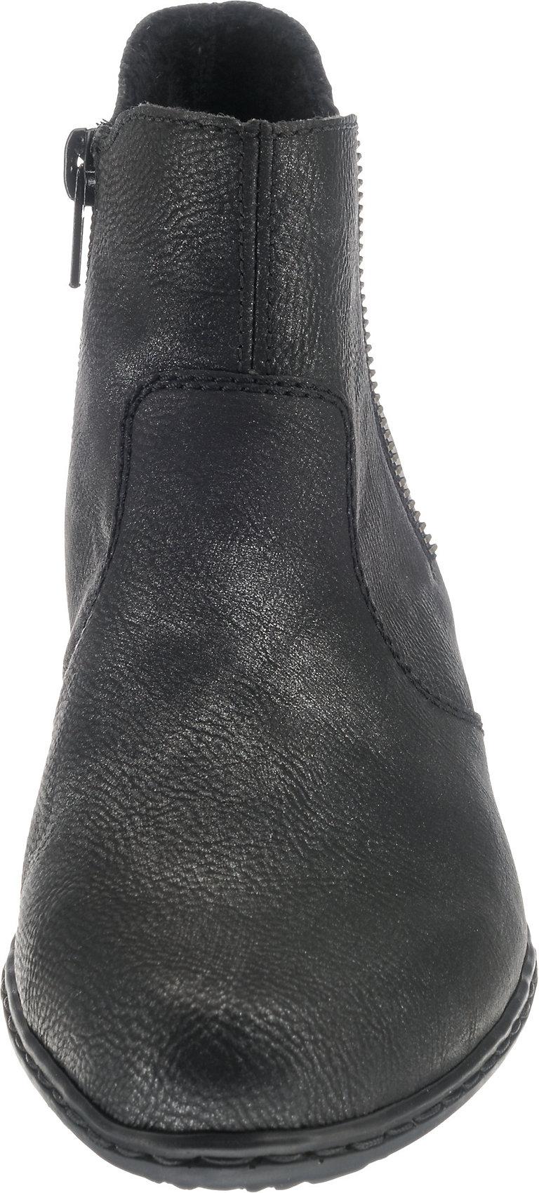 Neu Neu Neu rieker Klassische Stiefeletten 8672215 für Damen schwarz adf165