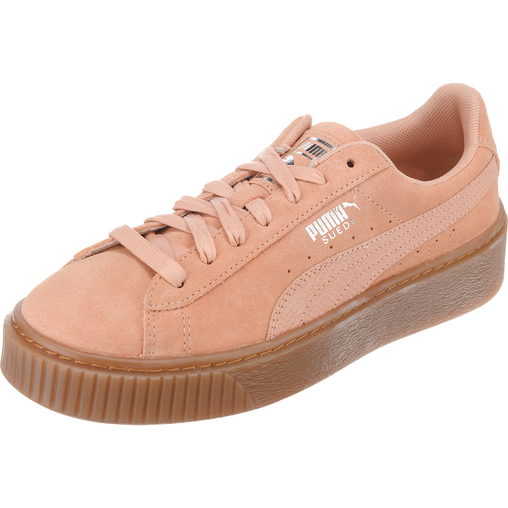 Suede Platform Damen Sneakers Low Neu 8679824 Für Puma Animal ZPXkiu