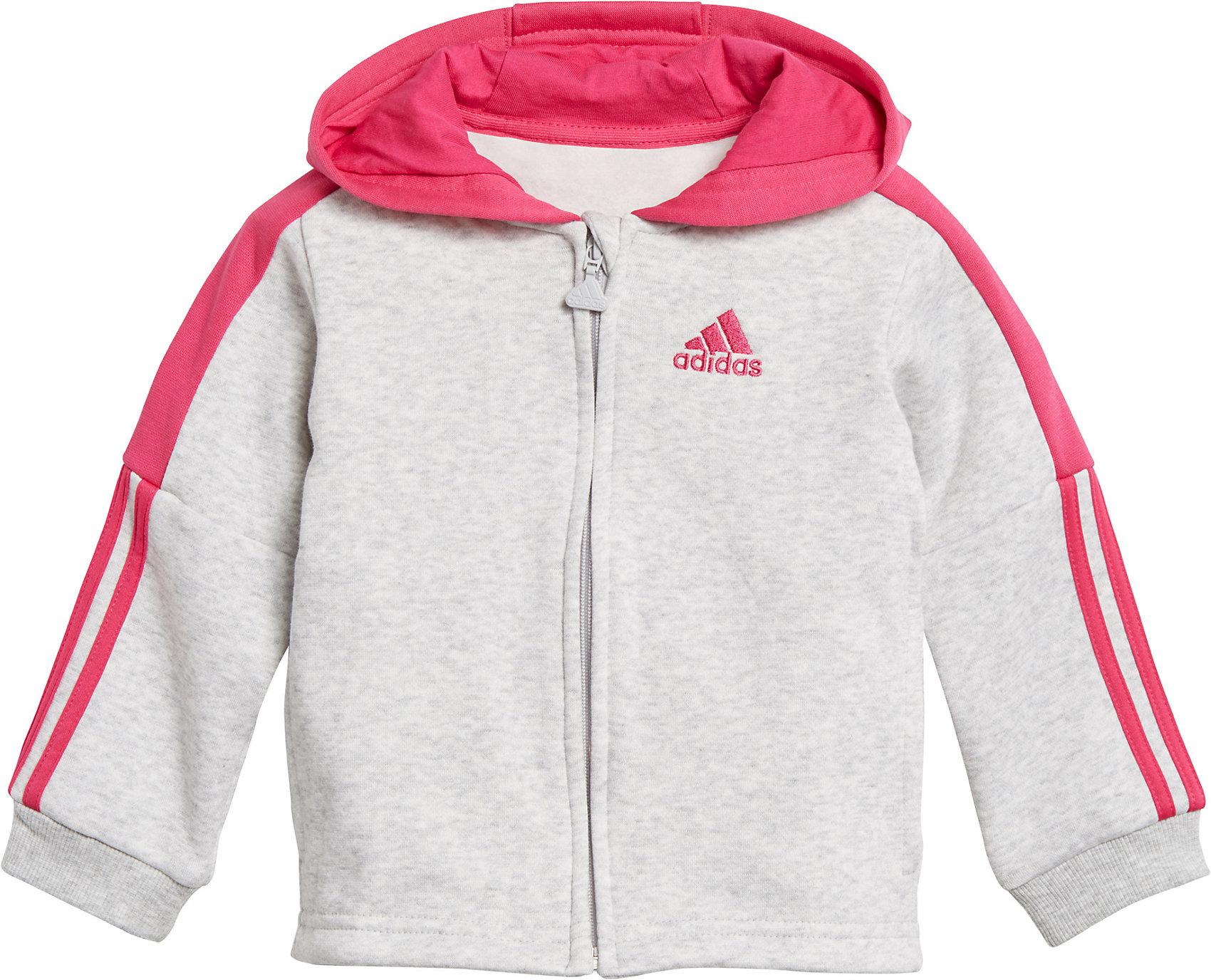 Details zu Neu adidas Performance Baby Jogginganzug für Mädchen 8608292 für Mädchen