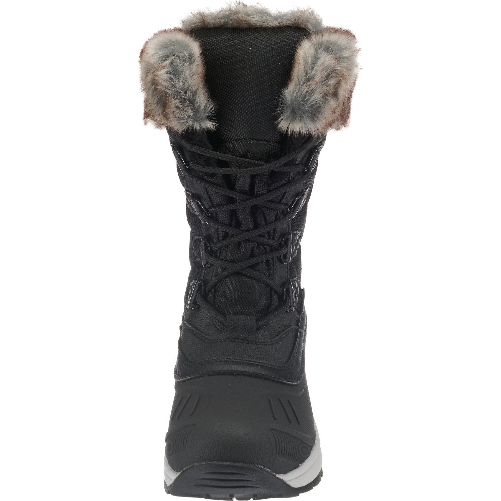 Neu Neu Neu ICEPEAK Wiola Winterstiefel 8775633 für Damen schwarz/weiß schwarz 5da30b