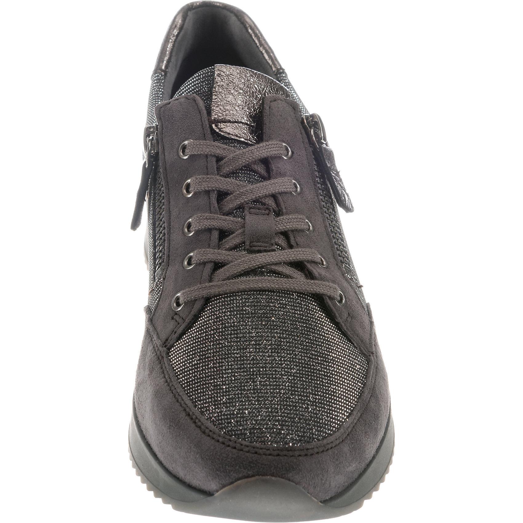 Grau Für Neu Gabor Sneakers Damen 8780950 eH29YDEIW