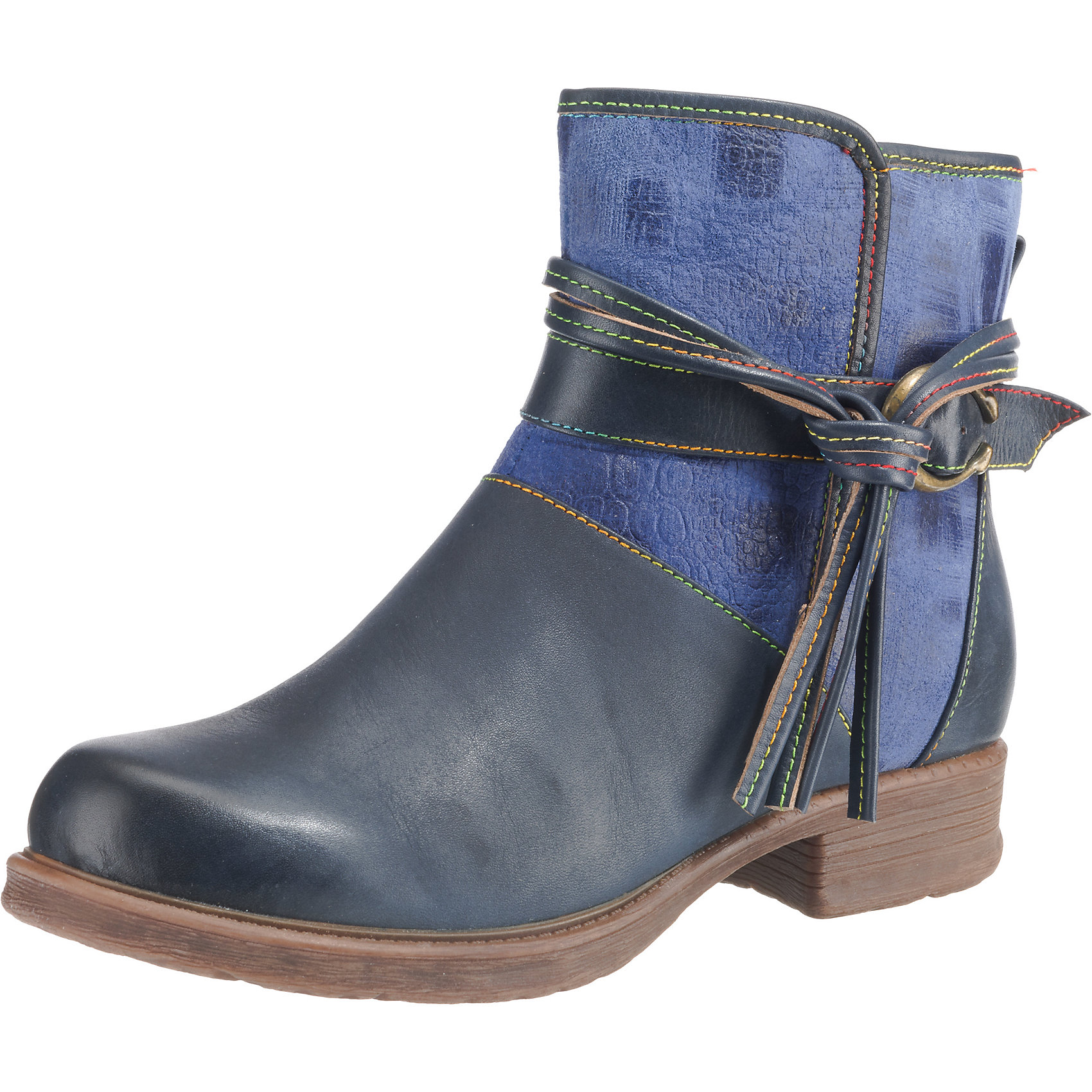 Neu Laura Vita Klassische Stiefeletten 8806236 8806236 8806236 für Damen blau    d3942b