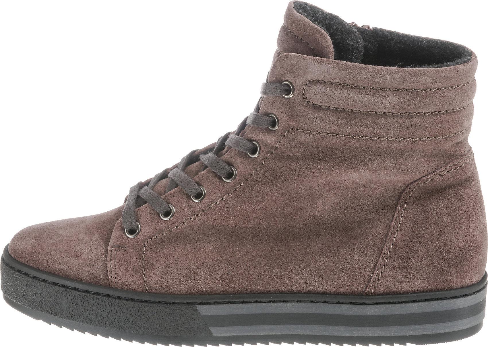 Gabor Für 8828134 Braun Damen Neu Sneakers High 7wq8fzzd