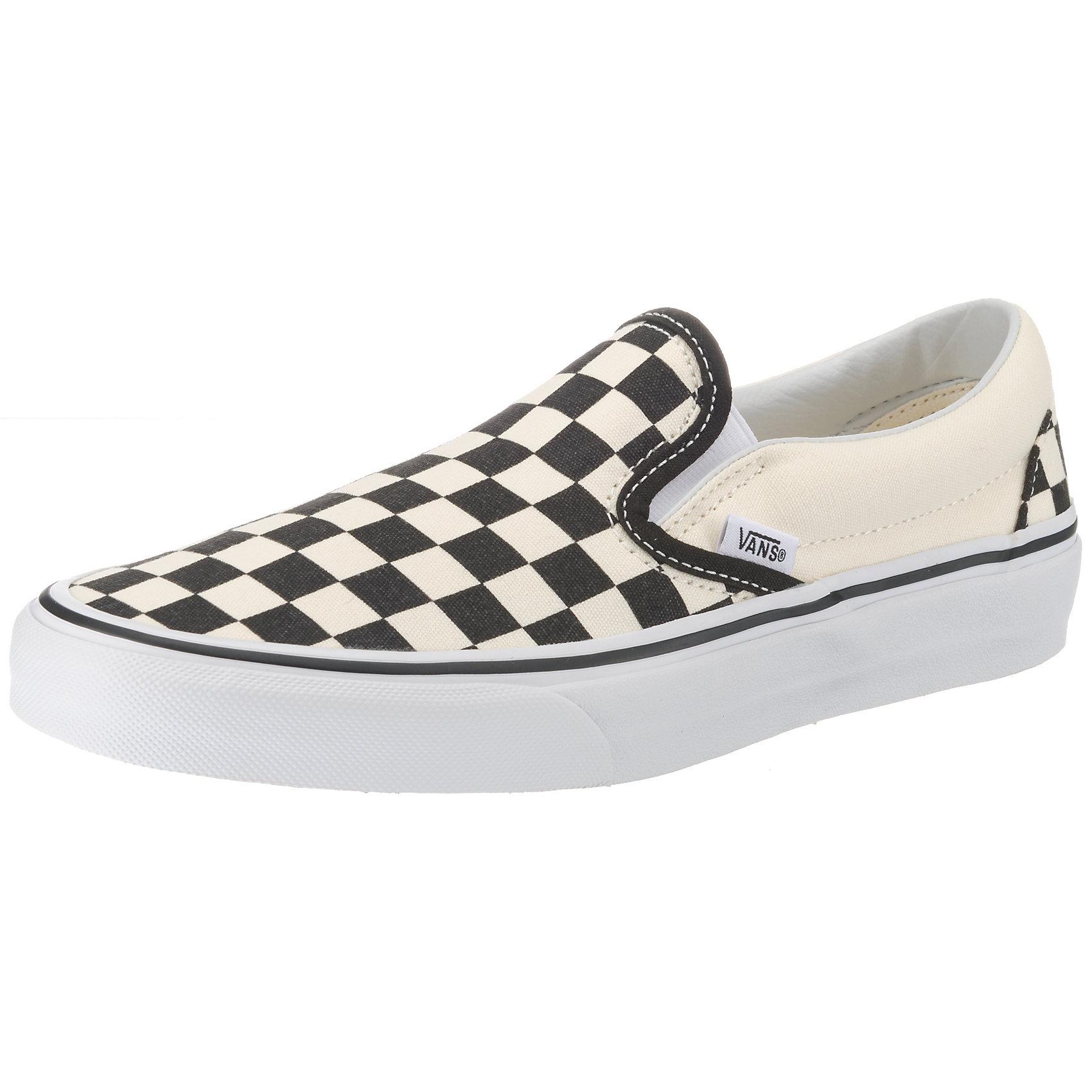 Details zu Neu VANS UA Classic Slip-On-Sneaker 8886423 für Herren und Damen