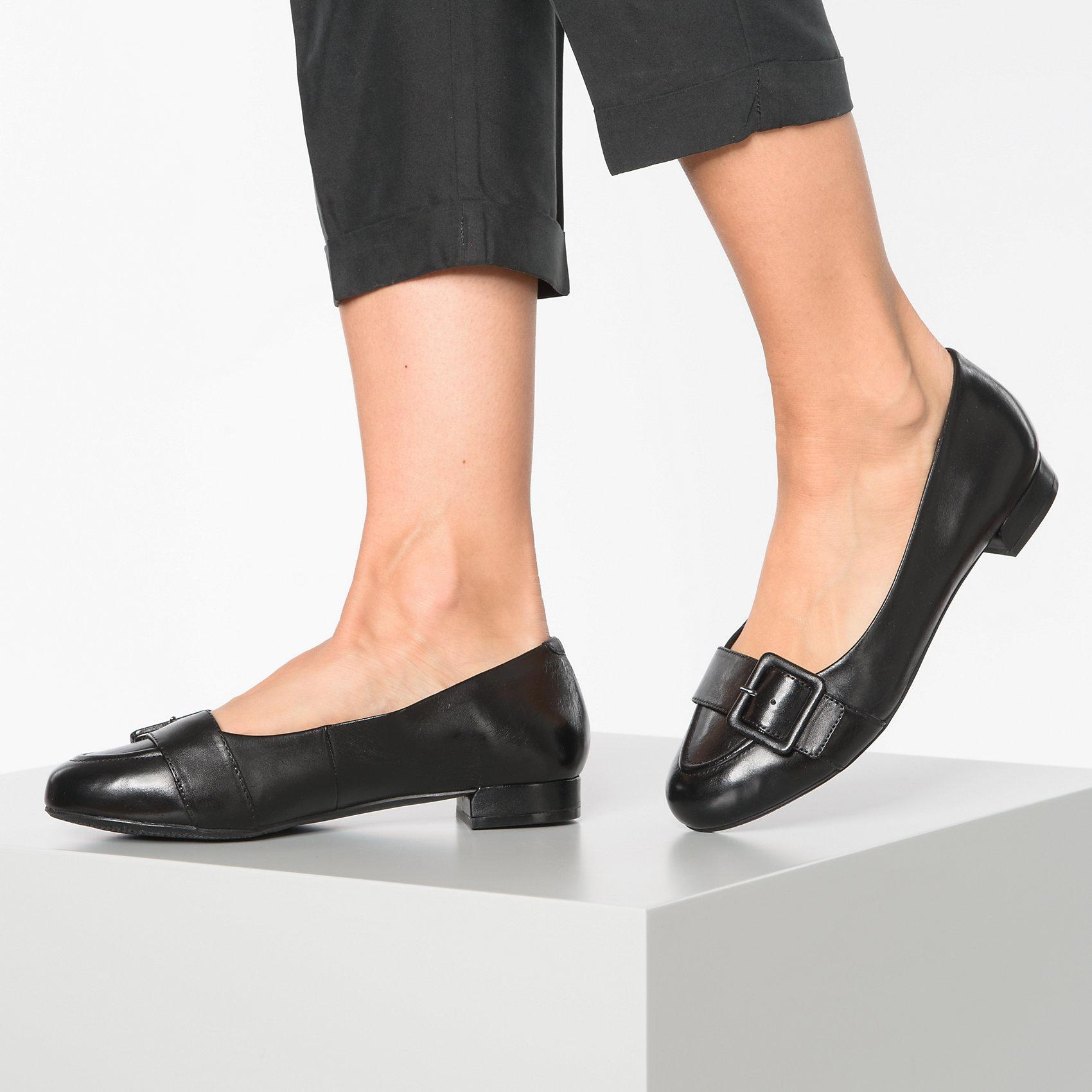 Neu Gerry Weber Vegi 05 Klassische Ballerinas 9562881 9562881 9562881 für Damen schwarz 01d008