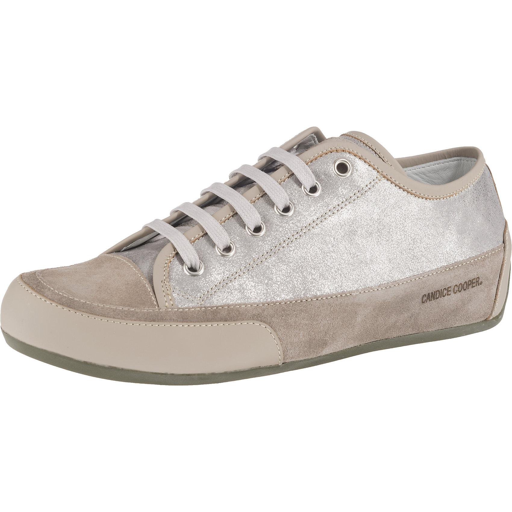 68c00a95b5c640 Neu Candice Cooper Sneakers Low 9641660 für Damen silber