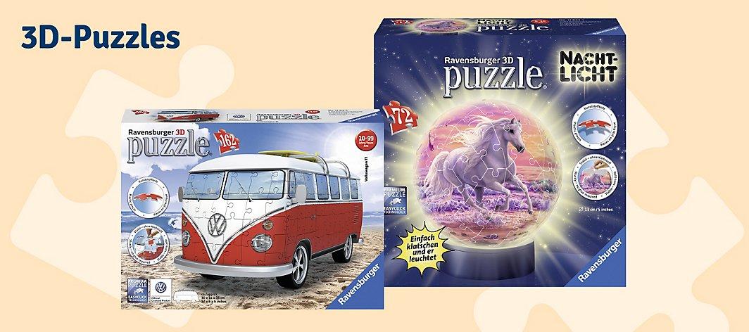 Puzzle & Kinderpuzzle günstig online kaufen | myToys