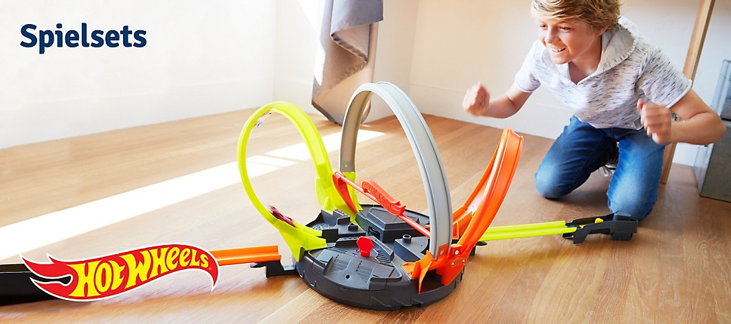 Hot Wheels Spielsets