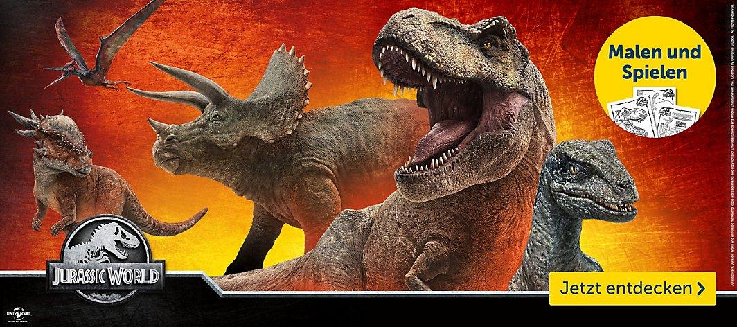 Jurassic World I Ii Fanartikel Online Kaufen Mytoys
