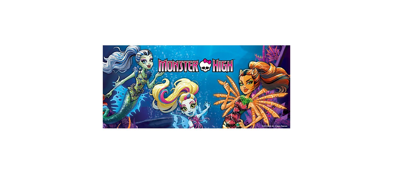 Kinderparty Mottoparty Monster High
