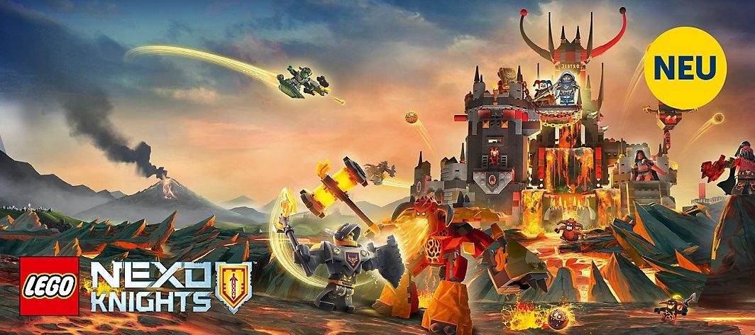lego nexo knights artikel online kaufen  mytoys