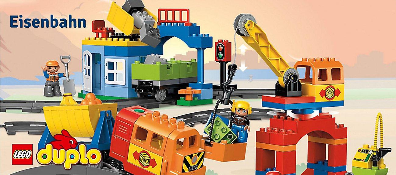 Lego duplo spielzeug spiele günstig kaufen mytoys