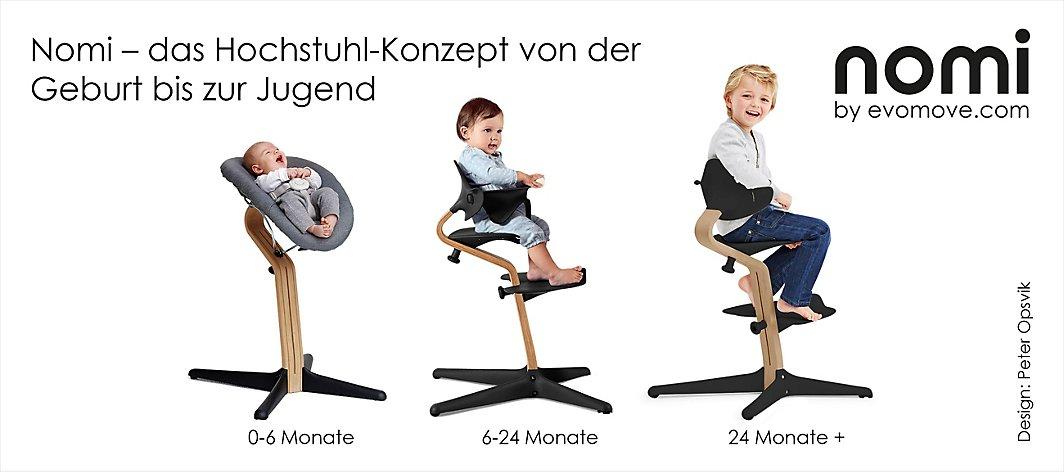 Nomi Hochstuhl Wippe.Nomi Hochstühle By Evomove Com Online Kaufen Mytoys