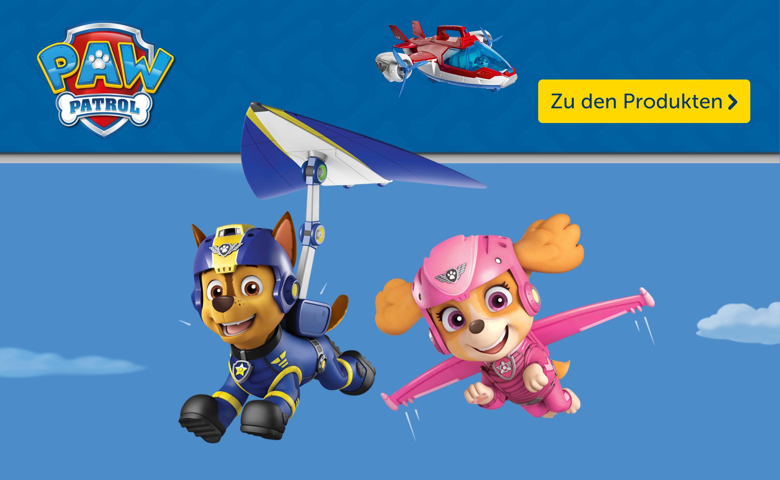 Gewinnspiel Paw Patrol Gewinne 4 Gutscheine Für Die Lufthansa Mytoys