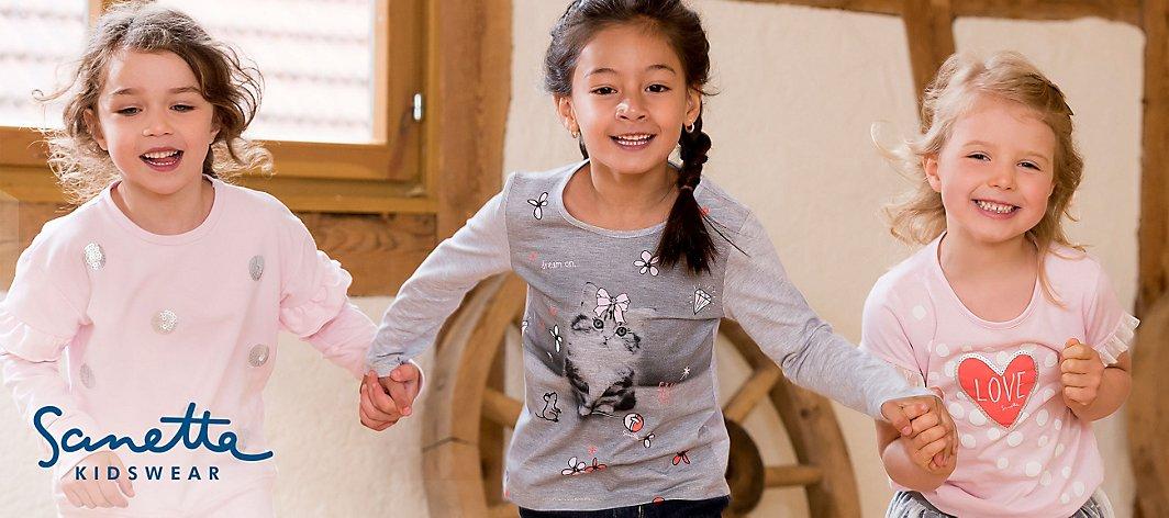 big sale 6ab8c 2d466 Sanetta Kindermode und Unterwäsche günstig online kaufen ...