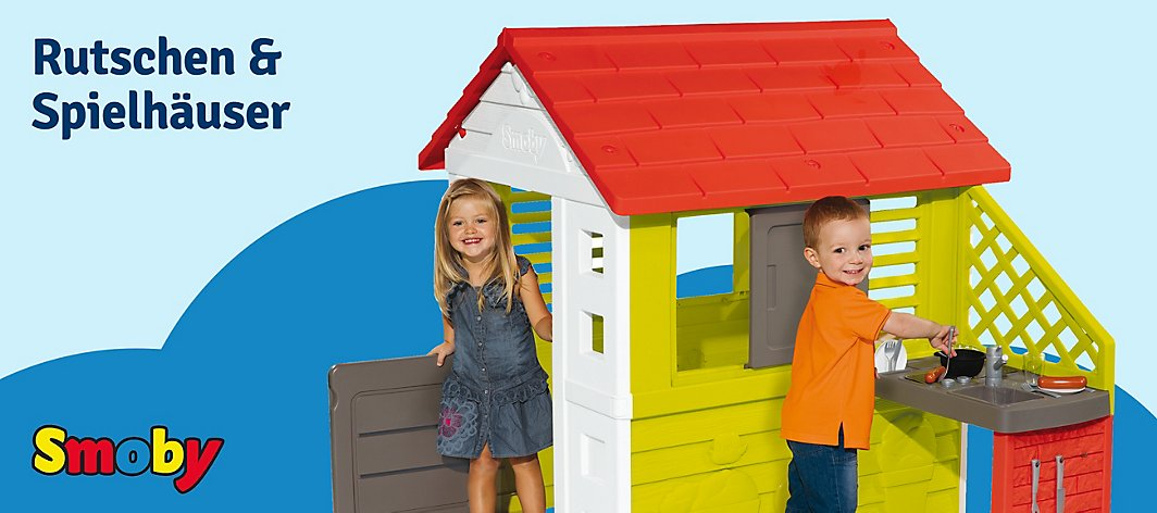 smoby spielzeug kinderk che und spielhaus g nstig online kaufen mytoys. Black Bedroom Furniture Sets. Home Design Ideas
