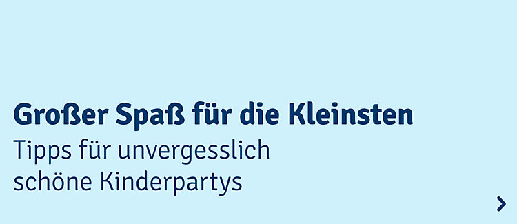 Kinderpartytipps