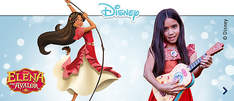 Disney Elena von Avalor