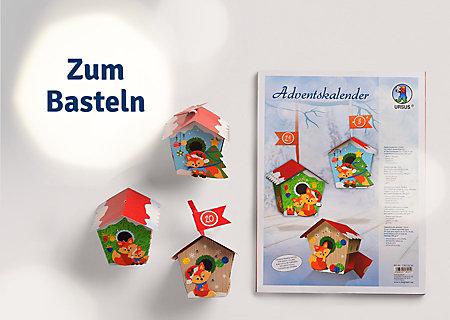 Weihnachtskalender Für Kinder Basteln.Adventskalender 2018 Adventskalender Für Kinder Günstig Kaufen