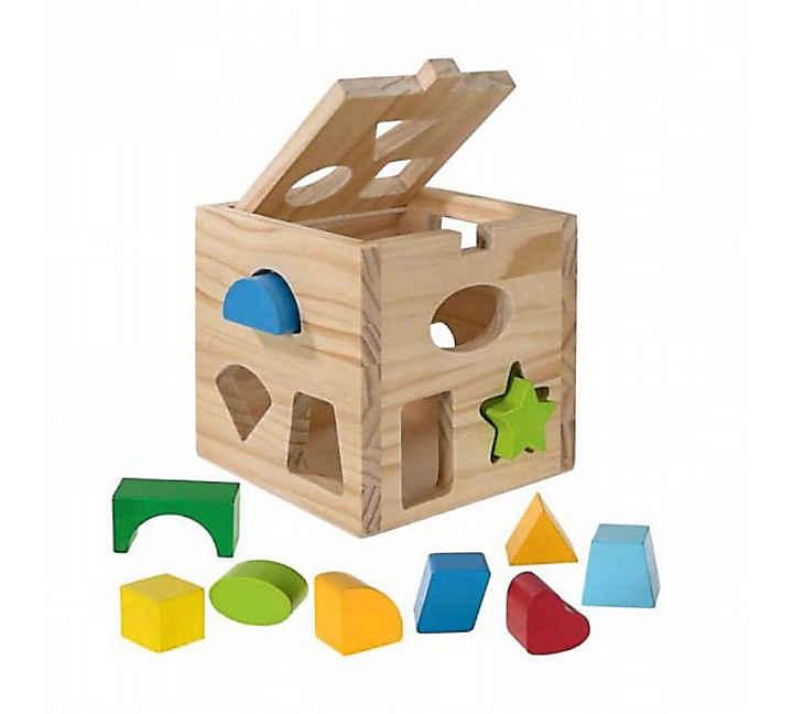 goki 57576 steckpuzzle schaukelpferd ball bmedia. Black Bedroom Furniture Sets. Home Design Ideas