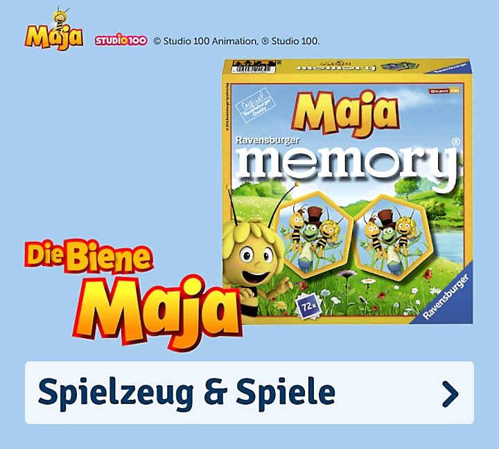 Biene Maja Fanartikel Im Fanshop Online Kaufen Mytoys