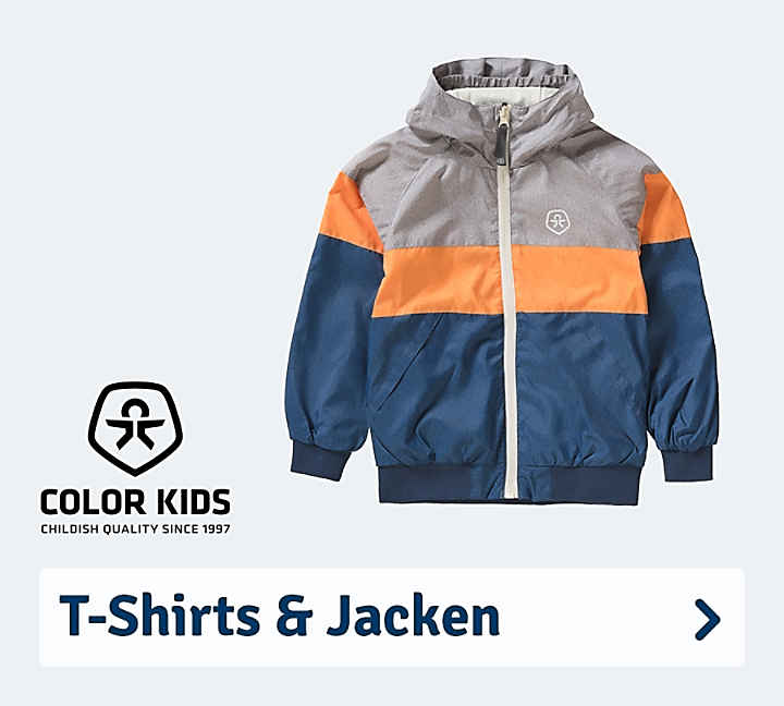 Color Kids Bademode Jacken Mantel