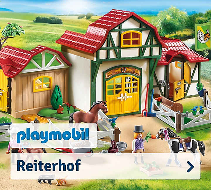 playmobil spielzeug spiele im shop online kaufen mytoys. Black Bedroom Furniture Sets. Home Design Ideas