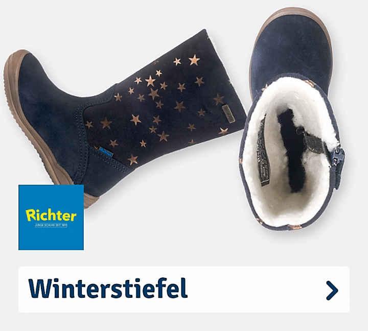 Richter Lauflernschuhe  Richter Blinkschuhe  Richter Stiefel ... 959e8f7014
