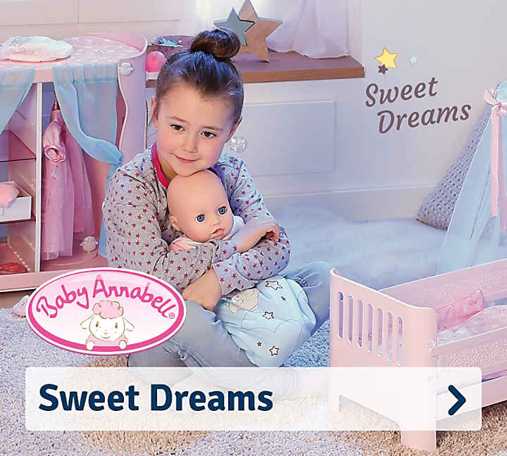 Baby Annabell® Sweet Dreams