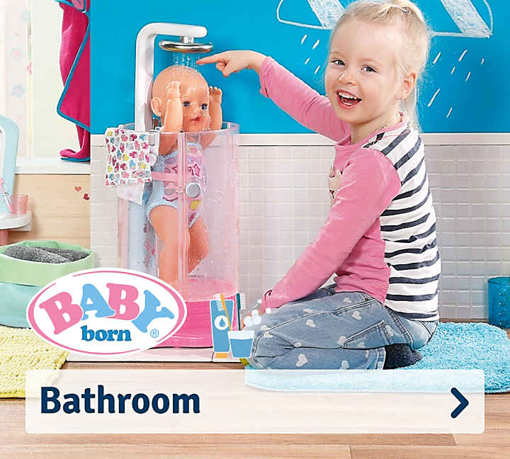 BABY born® Bathroom