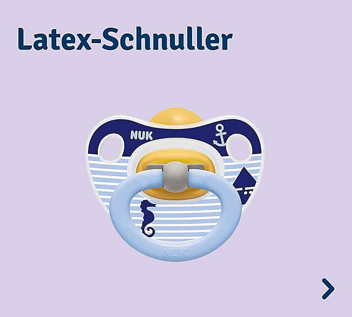 Latex-Schnuller