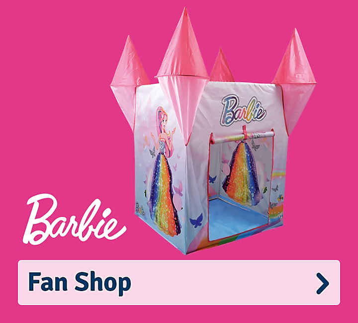 Barbie Fanshop
