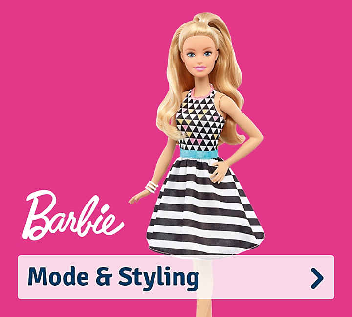 Barbie - Mode und Styling