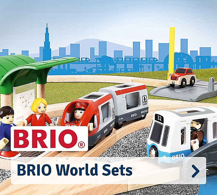 BRIO World Sets
