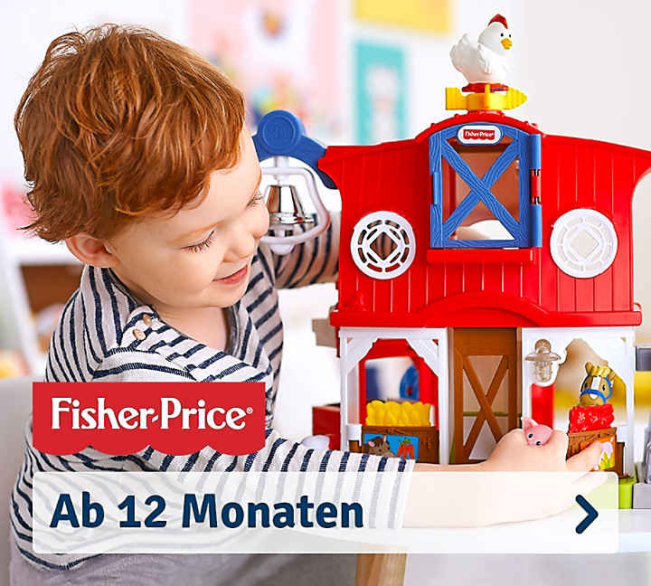 Fisher-Price ab 12 Monaten