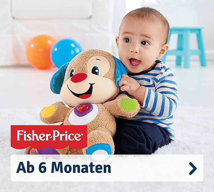 Fisher-Price ab 6 Monaten