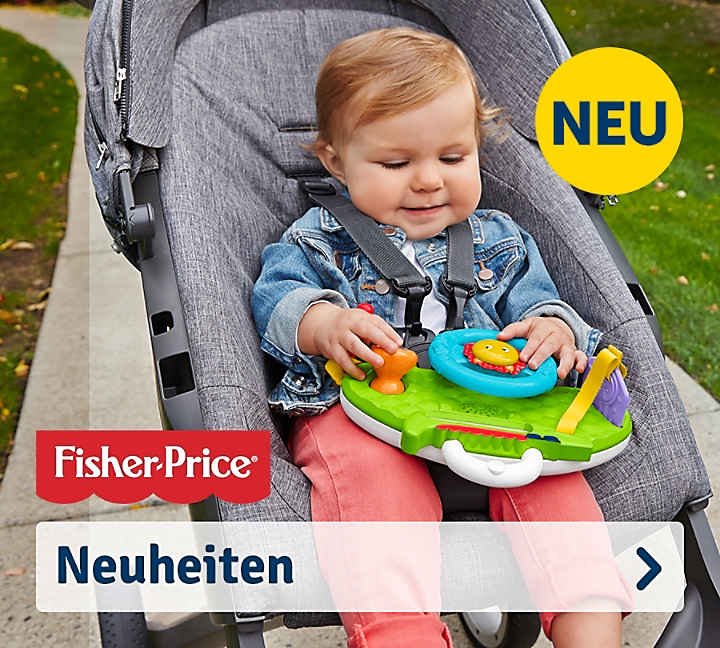 Fisher Price Neuheiten