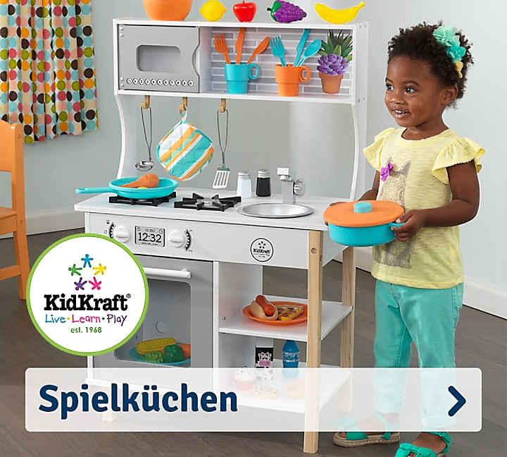 kidkraft küche, puppenhaus und mehr günstig online kaufen | mytoys - Kidkraft Espresso Küche