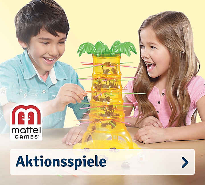 Mattel Games Aktionsspiele