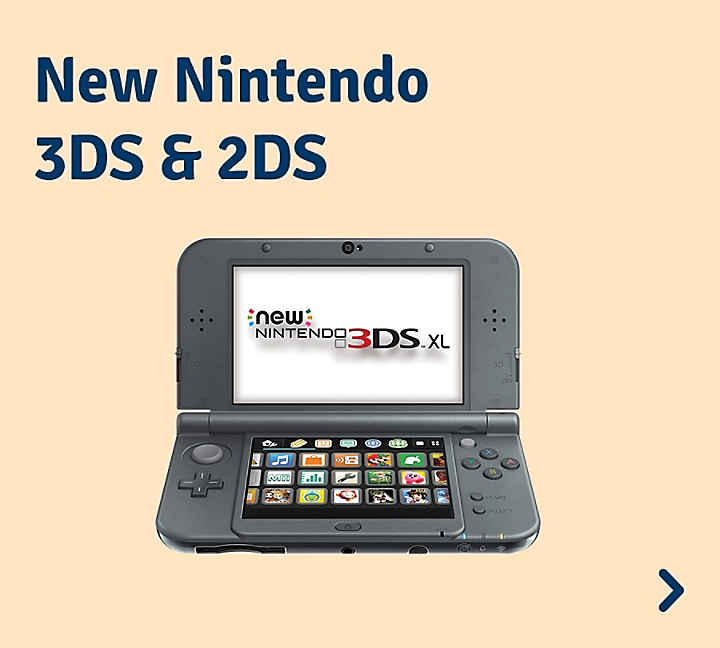 New Nintendo 3DS & 2DS